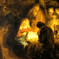 "Rembrandt's ""Adoration"""