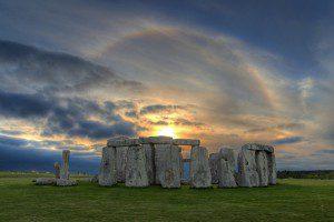Stonehenge.    Image courtesy of Shutterstock.