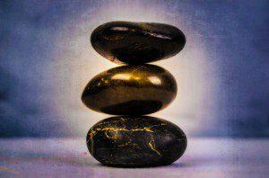 Zen Stones by George Hodan (public domain image courtesy of PublicDomainImages.net)