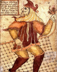 Loki (public domain image courtesy of Wikimedia Commons).