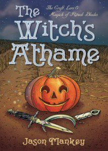 The Witch's Athame, published by Llewellyn Books tomorrow!