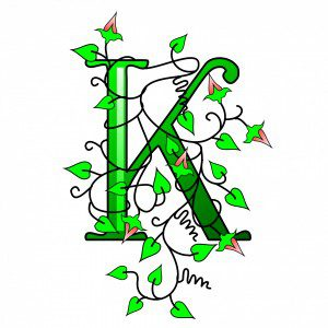 ivy-capital-letter-k