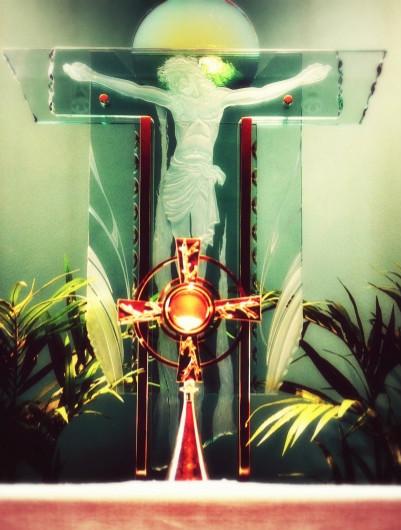 Eucharist_pin