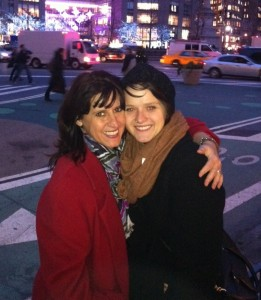 Susan and Annie NYC