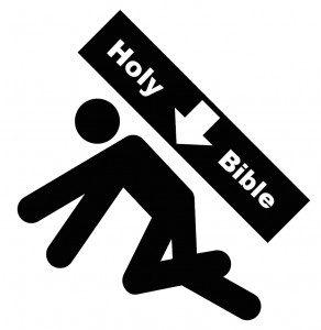Bible Falling-1