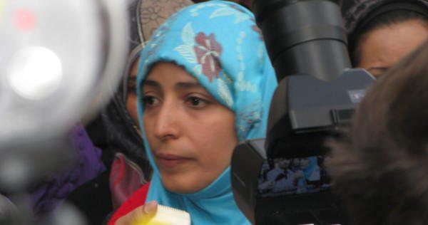 Tawakkol Karman, Social activists (Tawakkol Karman) Matthew Russell Lee, CC BY-SA 3.0