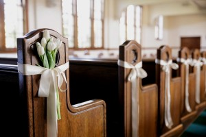 Wedding-pews