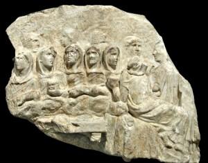 Banquet of the Vestal Virgins