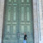 The Curia Doors