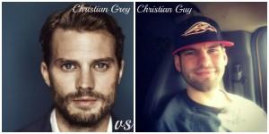 christian grey vs christian guy