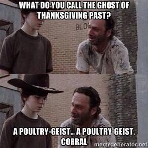 poultrygheist