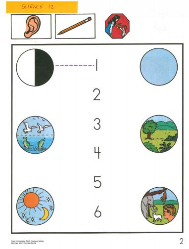 ACE preschool science
