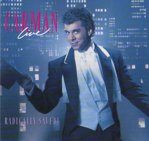 Christian Rock Thursdays: Carman radicalises me | Jonny