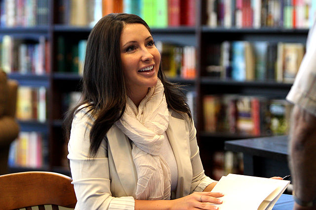 Bristol Palin in 2011. Photo by Gage Skidmore.