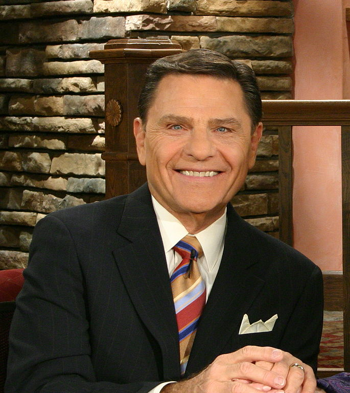 Kenneth Copeland. Image: Screenshot from Kenneth Copeland Ministries. Creative Commons.