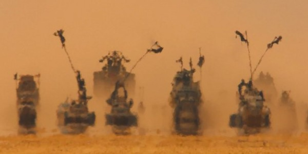 Mad Max: Fury Road (Video still: George Miller)