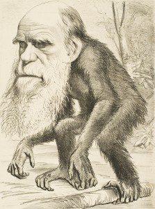 Editorial cartoon from 1871