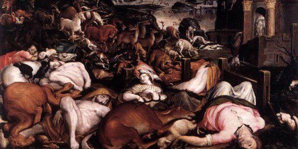 Noah's Ark by Kaspar Memberger via WikiCommons