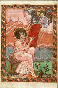 St. Matthew, Public Domain via WikiCommons
