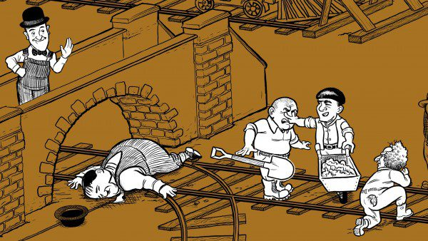 Click on the image for a nice summary of the Trolley Problem, via BBC