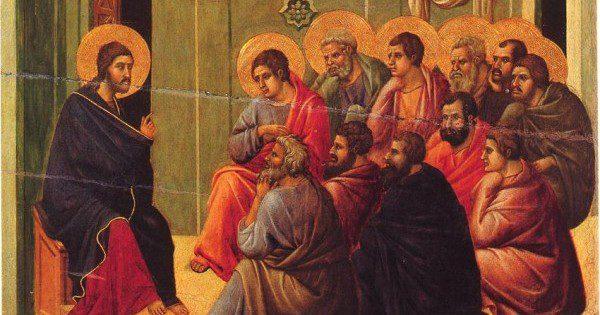 Duccio di Buoninsegna via WikiCommons, cropped (Public Domain)