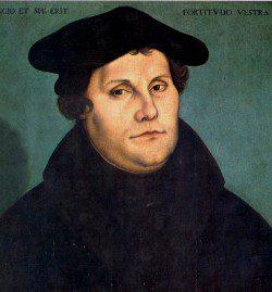 Public Domain, by Cranach the Elder via WikiCommons