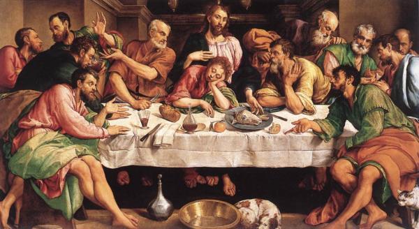 Jacopo Bassano [Public domain], via Wikimedia Commons
