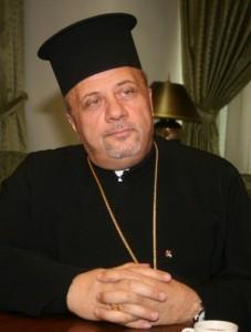 Fr. Nabil Haddad. Image: Jordan Tourism Board