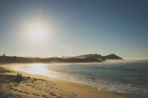 Couple on the Beach Unsplash