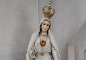 Our Lady of Fatima Statue Wikipedia