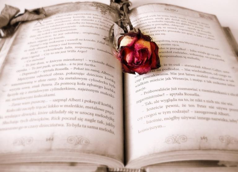 rose book