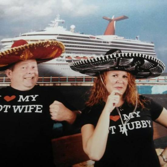 Brian and Mary have learned that creating fun and memorable experiences together is always worth the effort! If you like their matching shirts, you can get your own