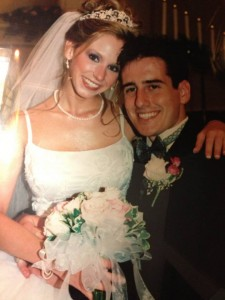 Dave and Ashley Willis wedding photo marriage Dave Willis