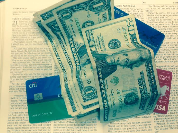 money in the Bible