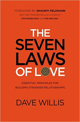 7 laws of love cover