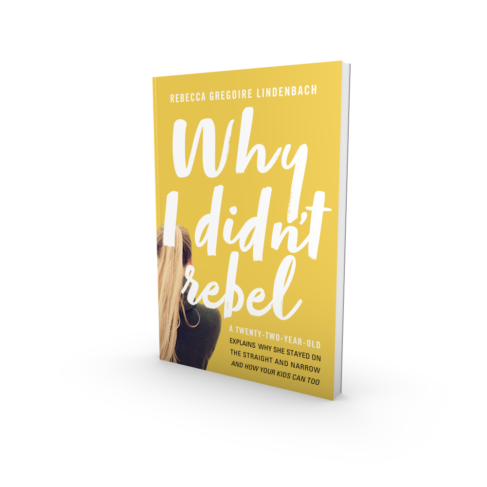 Why I Didn't Rebel book