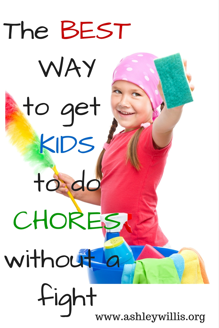 The BEST WAYto get your KIDS