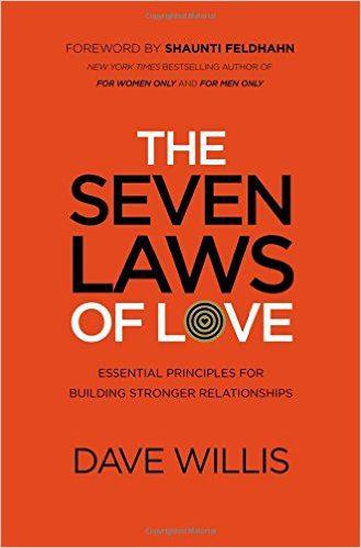 seven laws book