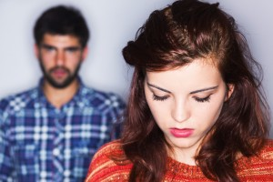 Failure to create healthy boundaries with male co-workers/friends/acquaintances.