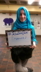 Jayden of U of S feels empowered in a hijab.#JeSuisHijabi via @NailaJK1