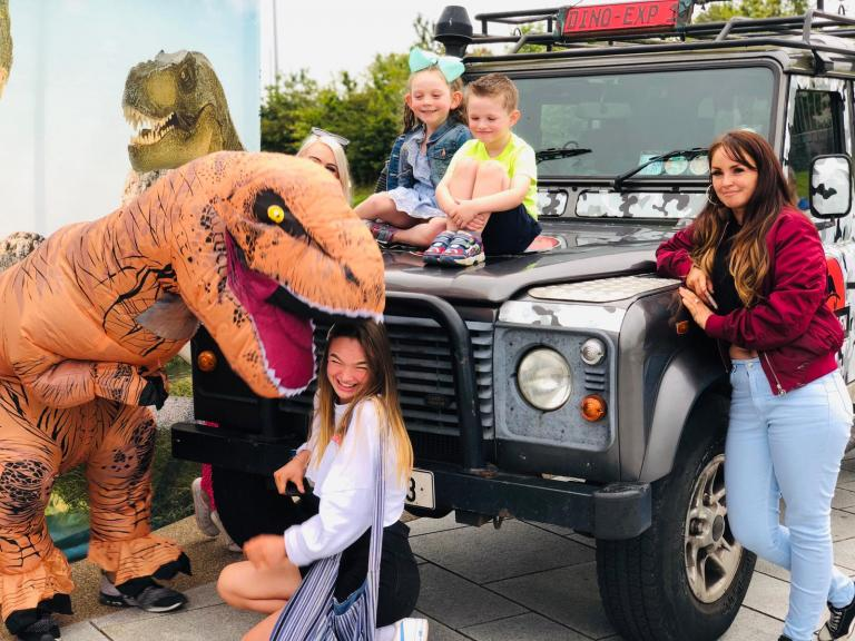 Fun for the entire family at the annual Dinosaur Days at the Church of Scientology Community Centre of Dublin