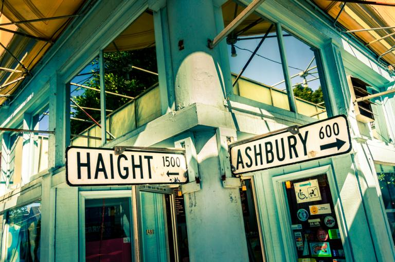 Scientology the ultimate mental and spiritual toolbox(photo of Haight Ashbury by Michael Urmann, Shutterstock.com)