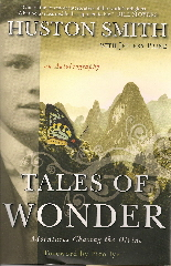 """Book jacket of """"Tales of Wonder"""" by Huston Smith"""