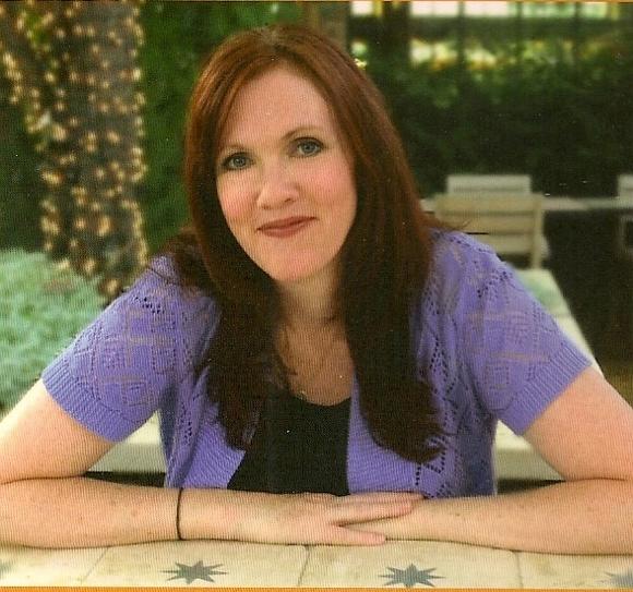 """Portrait of Jennifer Fulwiler, author of """"Something Other than God."""""""