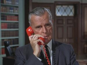 Commissioner Gordon Batman