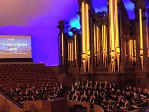 Music by the Mormon Tabernacle Choir © Kishgraphics