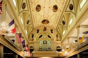 Cathédrale_Saint-Louis_de_la_Nouvelle-Orléans_orgue