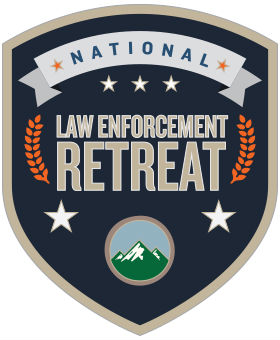 """The BGEA;s rapid response team headed to Ferguson """"to minister to police"""" about a month after the group's first annual """"National Law Enforcement Retreat."""""""