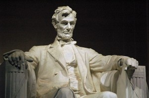 President Abraham Lincoln never once attended the National Prayer Breakfast. (Creative Commons photo by Jeff Kubina.)