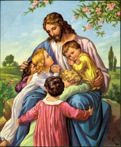 Jesus love the little children. Which is why they will all be disintegrated at the Rapture.